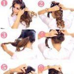 Long Hair Bun Ideas – Hair Models – # Buns #Hairstyle #Sharing Models #Id …
