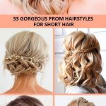 Looking for a simple, but beautiful hairstyle for your prom night? Here is a lis...