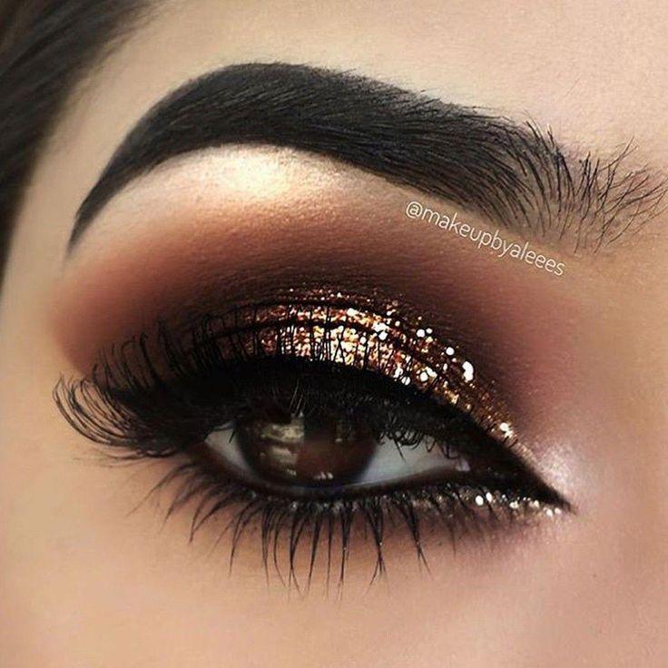 Love these helpful eye makeup for beginners Pic# 0244 #eyemakeupforbeginners #Br…