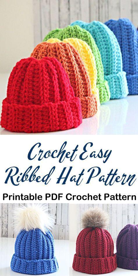 Make a Cozy Beginner Hat