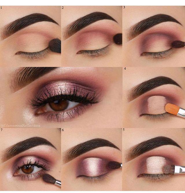 Make-up Anleitung  #anleitung
