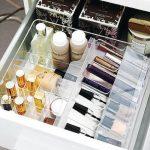 Make-up-Organisation Schubladenorganisatoren machen über 34 Ideen # Schubladen ...