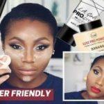 Make-up für Anfänger schwarze Frauen einfache Naturhaar 19+ Ideen -  #Anfänger #einfache #Fra...