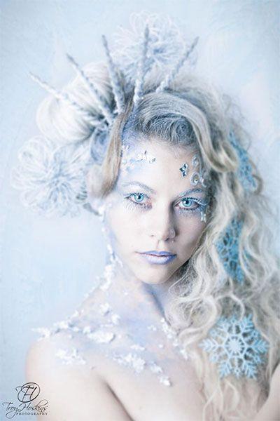 # Makeup 2018 15+ Winter Themes Fantasy Makeup Looks & Ideas 2018