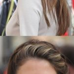 Maria Menounos' Face-Framing French Braid