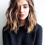 Medium length of popular women hairstyles, #women #dresses #lange #middle ... - ...
