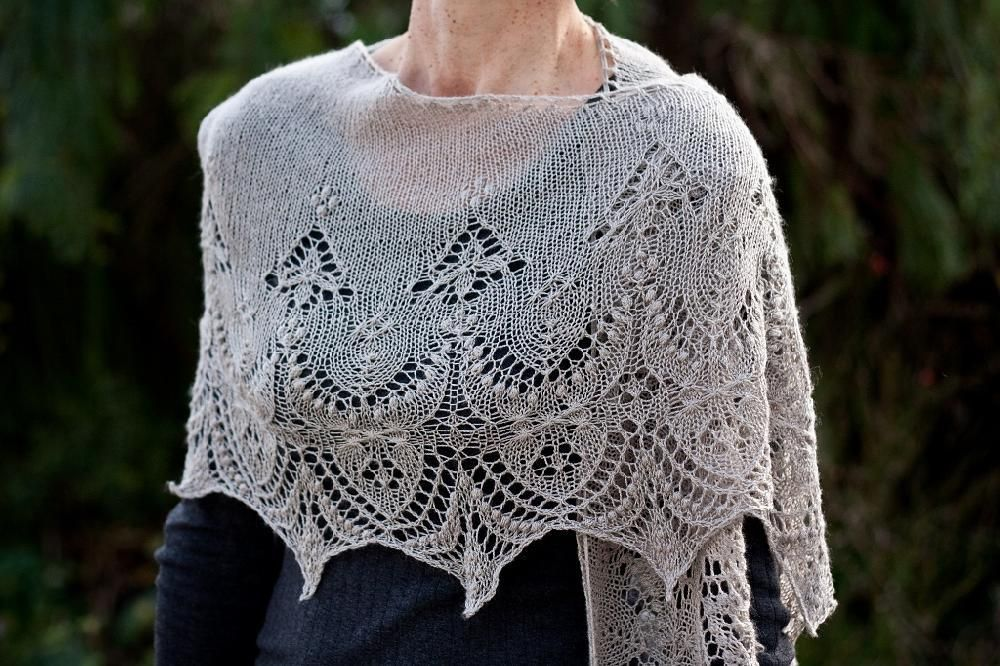 Minarets and Lace Knitting pattern by Mary-Anne Mace | Knitting Patterns | LoveKnitting