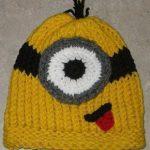 Minion- Free Hat Pattern,  #Free #Hat #minion #pattern #minionpattern Minion- Fr...
