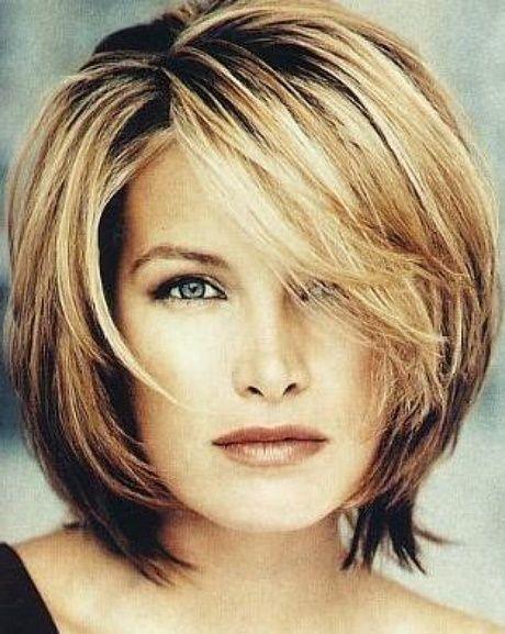 Mittellange Frisuren für Frauen