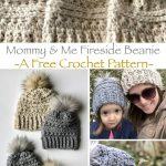 Mommy & Me Fireside Beanie
