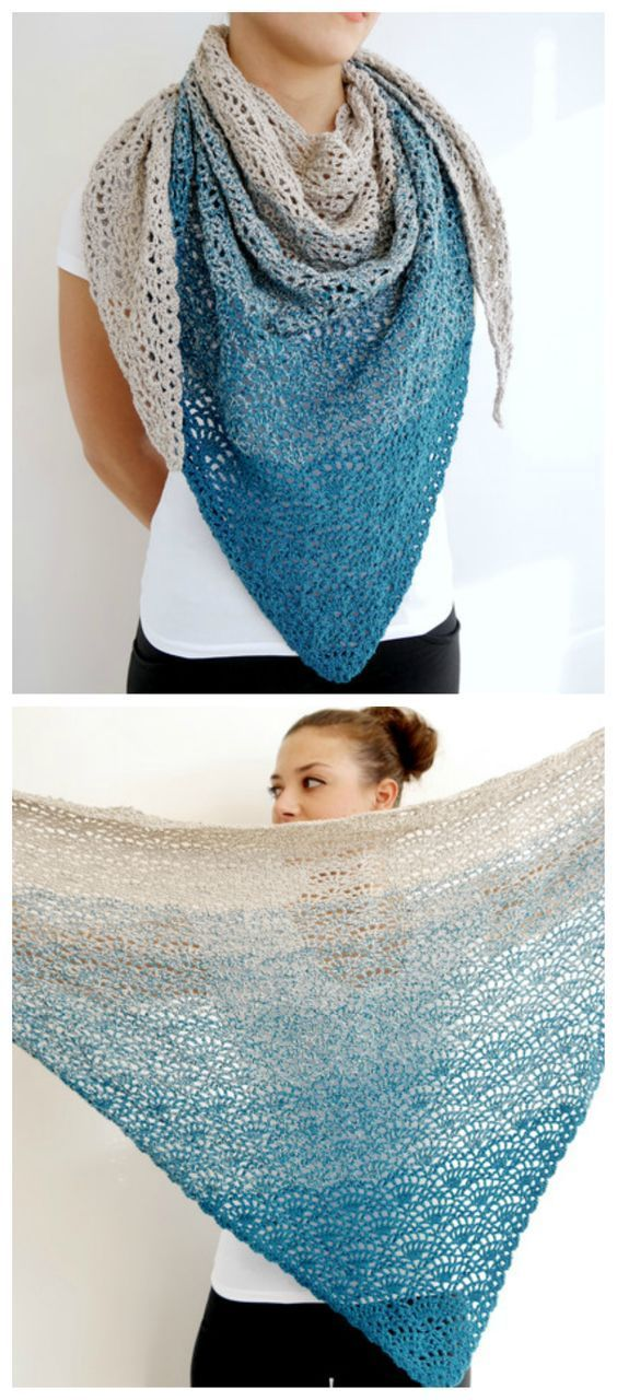 Most recent Pic Crocheting Patterns for scarves Ideas  Just before all of us end…