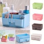 Muticolor acryl make-up box veranstalter kosmetische display lagerung schmuck fa...