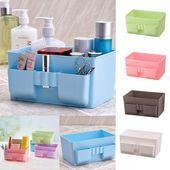 Muticolor acryl make-up box veranstalter kosmetische display lagerung schmuck fa…
