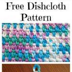 My Favorite Crochet Dishcloth -