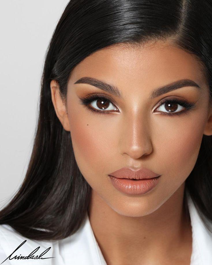 My take on Arab beauty and my 'Ultimate Modern Arabic Makeup' look 🌙 🌙… ,  #Arab #Arabic #b…