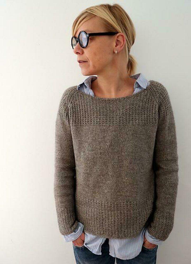 Mycroft Knitting pattern by Isabell Kraemer