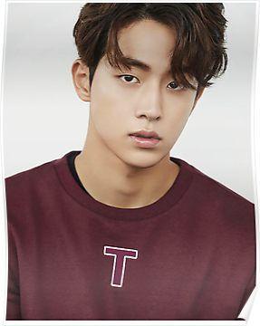 'Nam Joo Hyuk' Poster by baekgie29