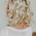 Neue Brautfrisuren für lange Haare