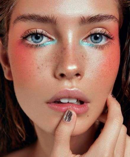 Neueste Make-up-Trends für Bräute