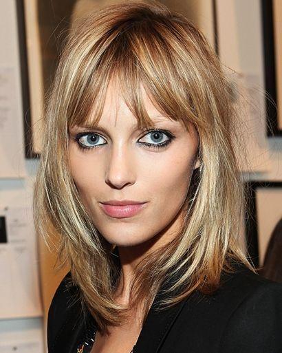 Neuste Frisur für dünnes Haar
