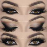 Neutral & Dramatic Smokey Eyes Makeup Tutorial! #EyeMakeupArt