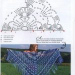 New Crochet Shawl And Wraps Charts 56+ Ideas