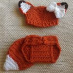 Newborn Fox Outfit, Christmas, Crochet Fox, Woodland Baby, Crochet Woodland, Baby Costume, Fox Costume, Halloween Costume, Baby Shower Gift