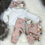 Newborn Girl Coming Home Outfit, Blush Western Floral, Girl Take Home Outfit, Newborn Clothing, Premie Clothing, Baby Ruffle top