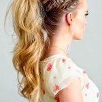 Niedlich, stilvoll und einfach, Pferdeschwanz-Frisuren für Mädchen zu machen