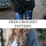 Nina Cardigan - Free Crochet Pattern