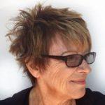Nobel & Einfach: 23 kurze Frisuren für ältere Frauen - New Site