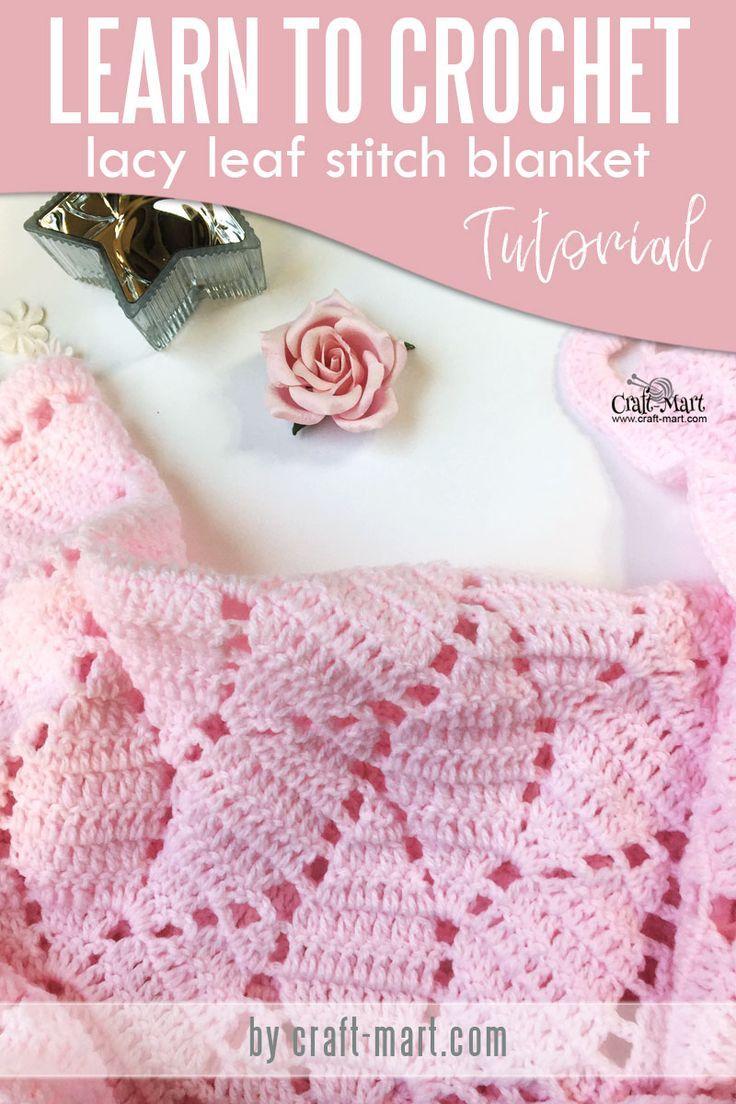 One of the Prettiest Crochet Baby Blanket Patterns – Craft-Mart
