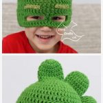PJ Mask Hat Free Crochet Patterns - DIY Magazine