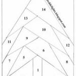 Patchwork Christmas Tree Green 66 Ideas