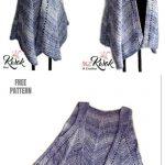 Pointed hem vest pdf crochet pattern ( size S - 3XL ) - Her Crochet