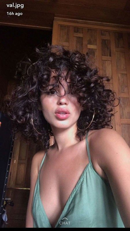 Popular Short Curly Hairstyles 2018 – 2019 – #curly #hairstyles #popular #shor