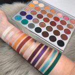 Pro 18 Farben Frauen Shimmer Matte Lidschatten Pallete Wasserdicht Make Up Set #Wome ...
