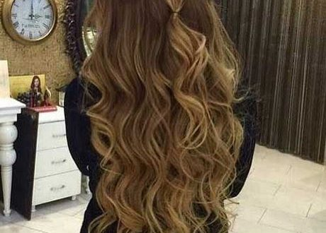 prom frisuren für lange haare mit zöpfen - innstyled