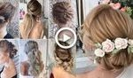 Prom Hairstyles For Long Hair Tutorial - #hairstyles #tutorial - #frisuren - #Fr...