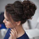 Prom updos for medium hair 2018