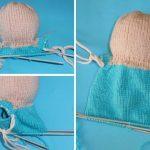 Puppe stricken - kostenlose Anleitung für eine Strickpuppe