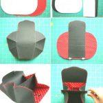 Purse kraft tex fabric tutorial