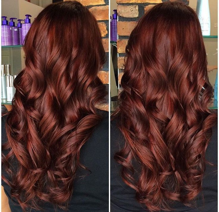 Red Hair Color : Pretty brunette – Beauty Haircut | Home of Hairstyle Ideas & Inspiration, Hair Colours, & Haircuts Trends