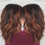 Red brown balayage by Rebecca at Avante Salon and Spa West Chester PA #haircolor...