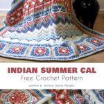 Rich Textured Blanket Free Crochet Patterns