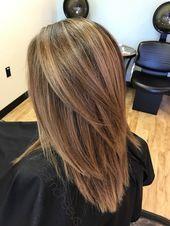 Sandy warme natürliche blonde Haarfarbe für dunkelbraune und schwarze dicke Ha…