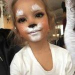 Schminktipps Karneval: 40 Ideen für Kinderschminken - #ideen #karneval #kinders...