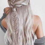 Schöne geflochtene Frisuren für Frauen, geflochtene Frisuren-15