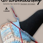 Schritt für Schritt Socken stricken lernen, kostenlos.