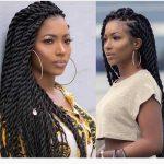 Schwarze Frauen Frisuren, die Sie Überprüfen Möchten - #Frauen #Frisuren #Mö...